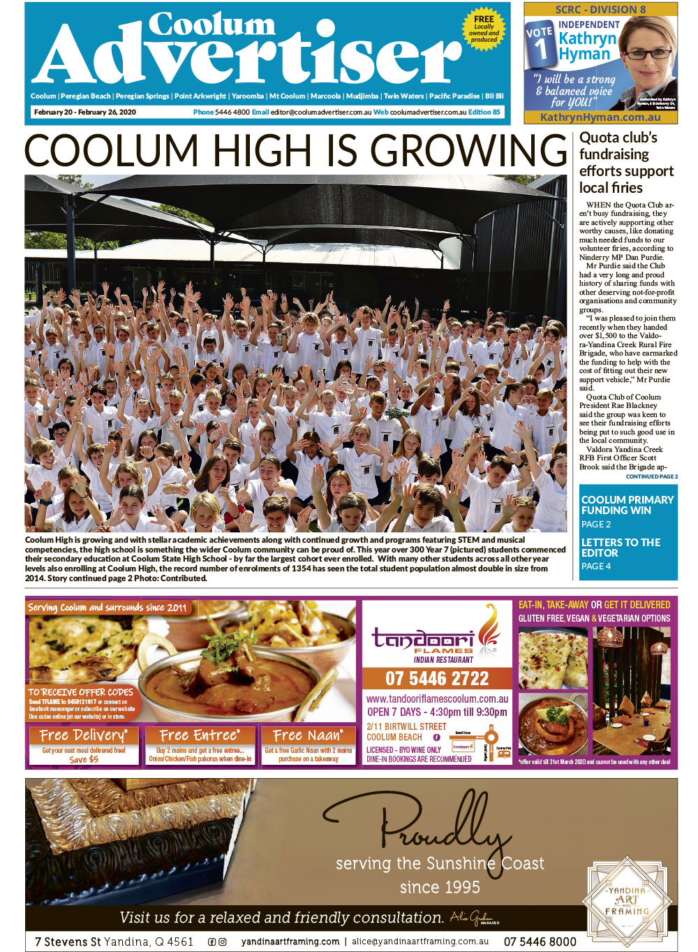 Coolum February 20-2020-issue85.indd