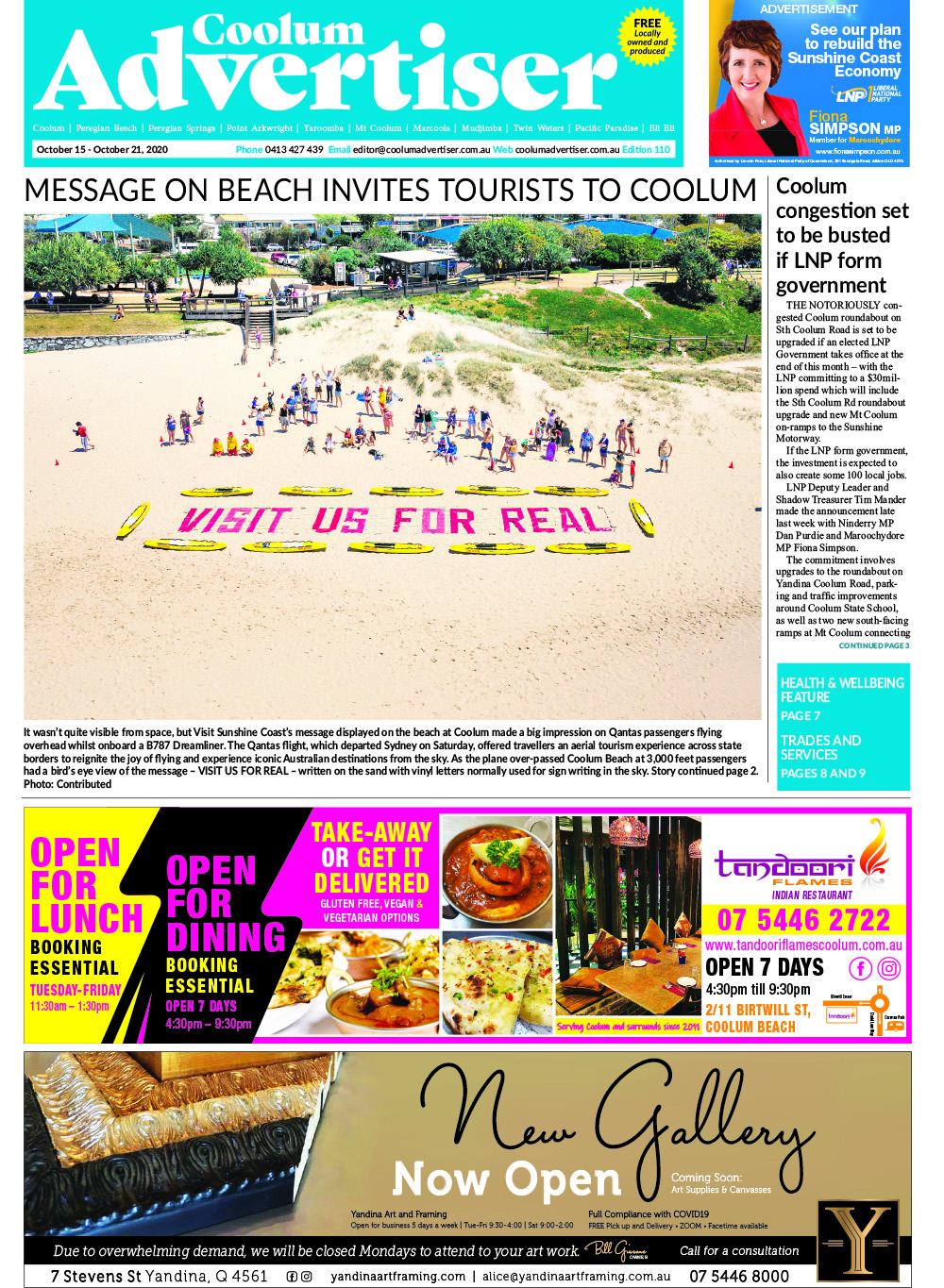Coolum October15-2020-issue110.indd